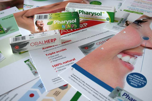 Sales folder pharysol 2