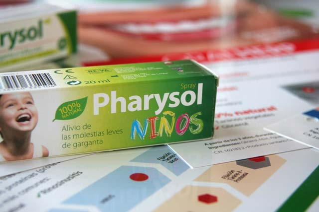 Sales folder pharysol 3