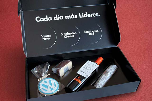 Packaging Volkswagen 2