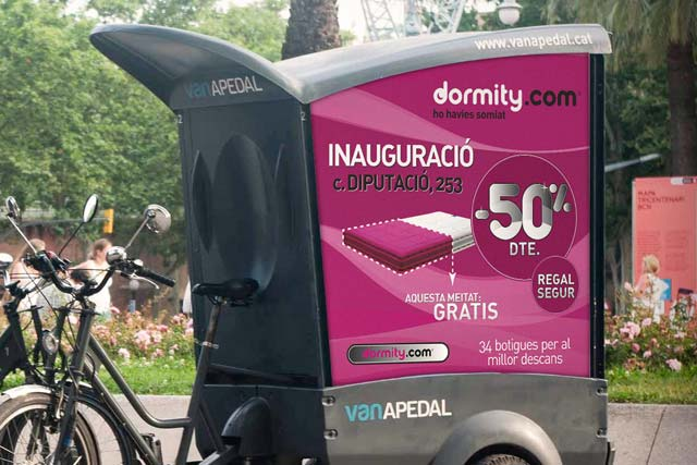 Dormity Triciclo 3