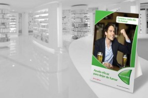 display nicorette