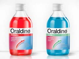 Packaging Oraldine