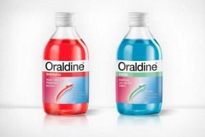 Packaging Oraldine 2