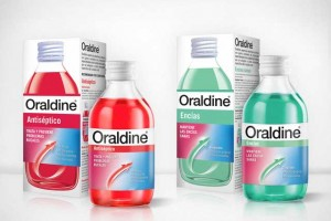 Packaging Oraldine 3
