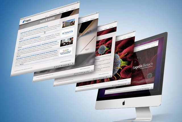 Sagetis Biotech web